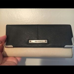 Nine West trifold wallet